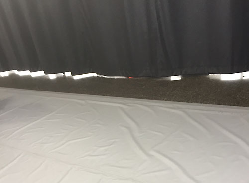Gym Floor Covers Basketball Court Protectors Coverings THOR Tarp