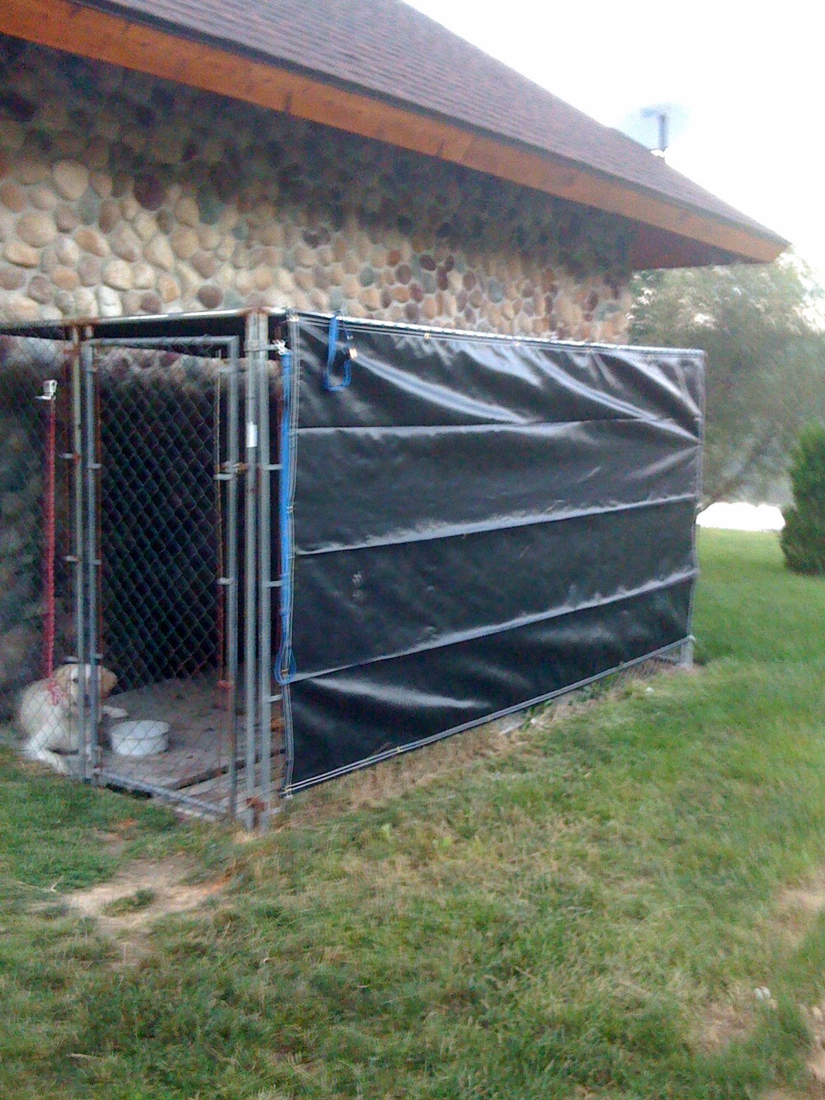 Kennel Cover 1